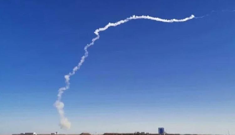 中国火箭发射再次失败