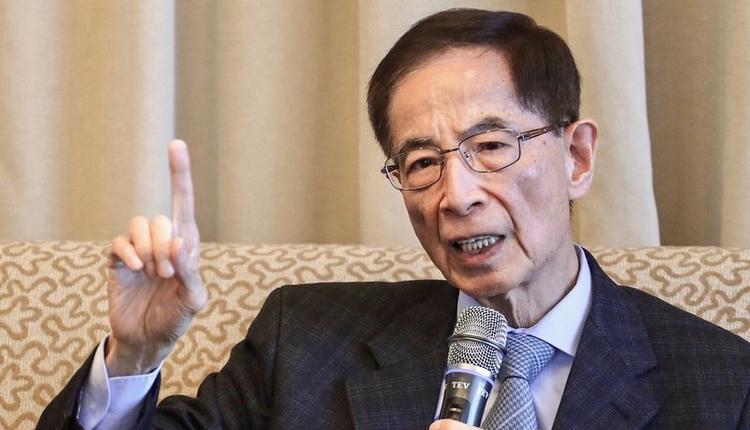 香港民主党创党人李柱铭