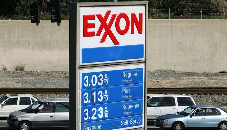 埃克森美孚Exxon Mobile