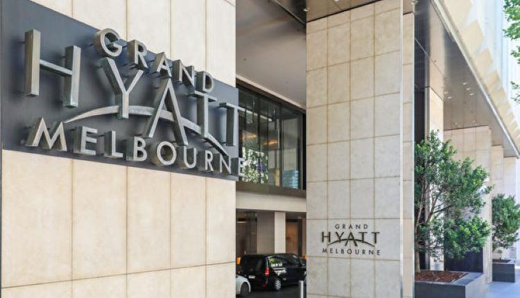 Grand Hyatt凯悦酒店