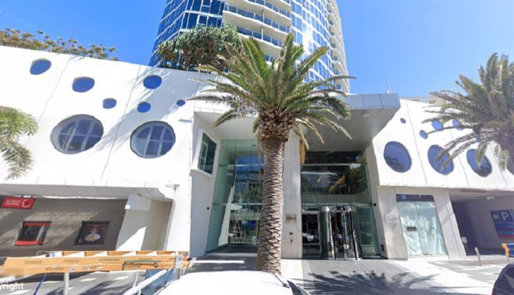 黄金海岸Hilton Surfers Paradise酒店
