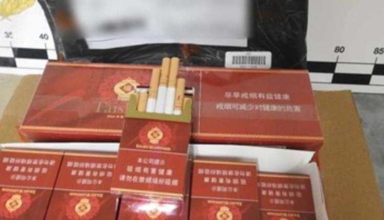 伪造身份走私香烟 墨尔本一中国男子被起诉