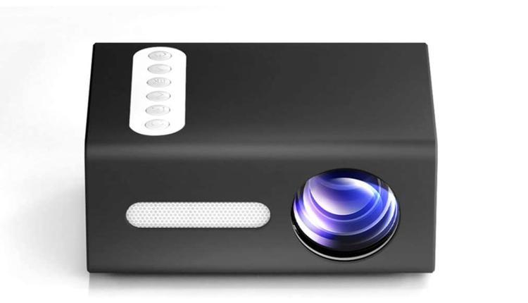 Prime's Centre LCD Portable Mini Projector