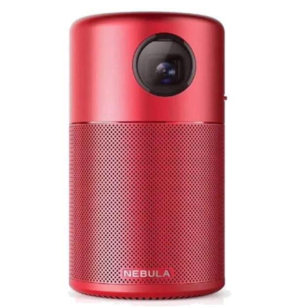 Nebula's Capsule Smart mini Projector