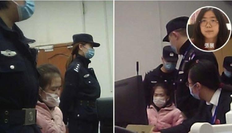 国际组织调查称 因揭露疫情 至少有7人被中国监禁