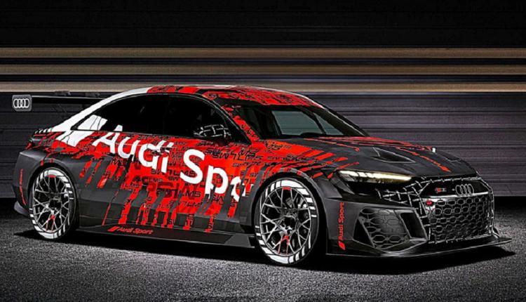 AUDI 2021年式 RS3 LMS