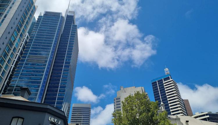 悉尼CBD市中心 高楼