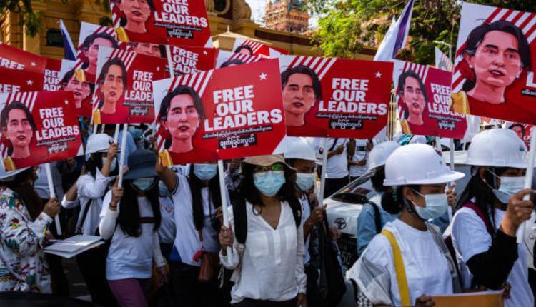 缅甸公民抗命运动
