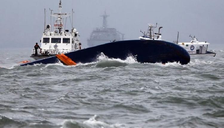 2014年韩国世越号(Sewol)沉船事件造成逾300人不幸遇难