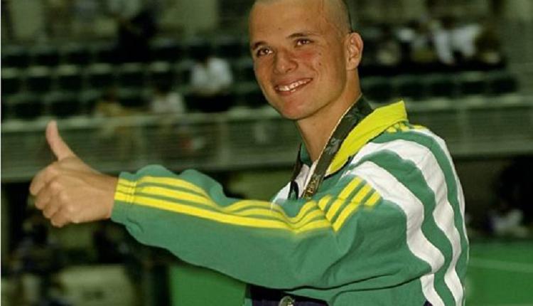 澳洲奥运选手Scott Miller