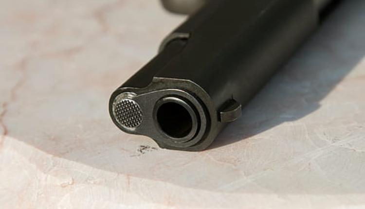 手枪 枪 枪杀