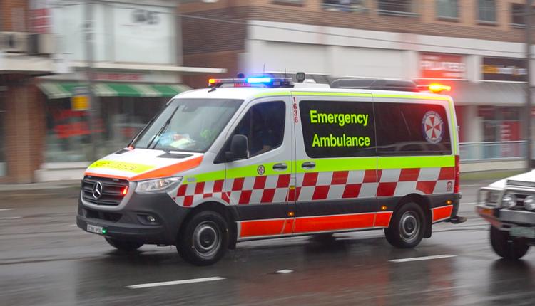 新州救护车