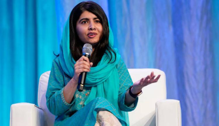 诺贝尔和平奖得主马拉拉,Malala Yousafzai