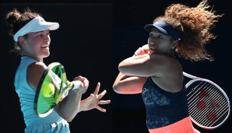布雷迪(左)与大阪直美(右)将争夺澳网后冠