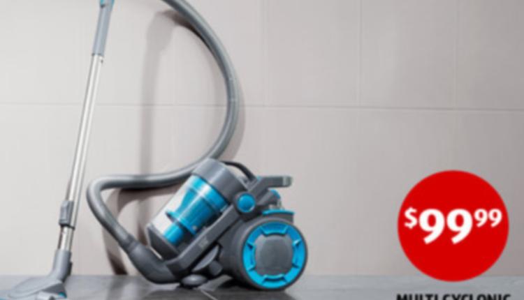 Easy Home Multicyclonic吸尘器