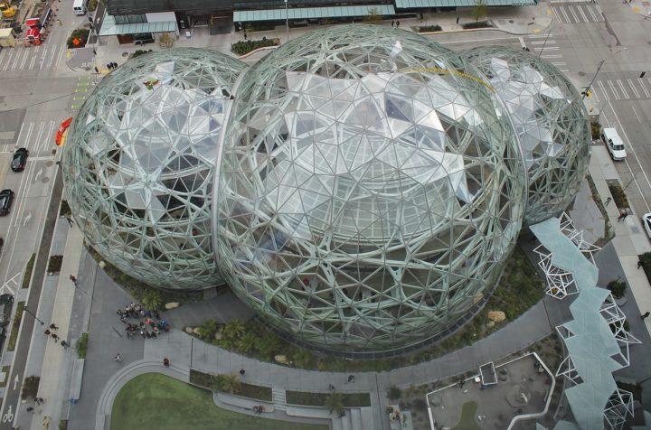 亚马逊位于西雅图的总部