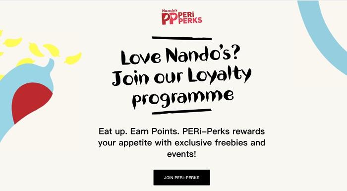 Nando's 烤雞-免費套餐
