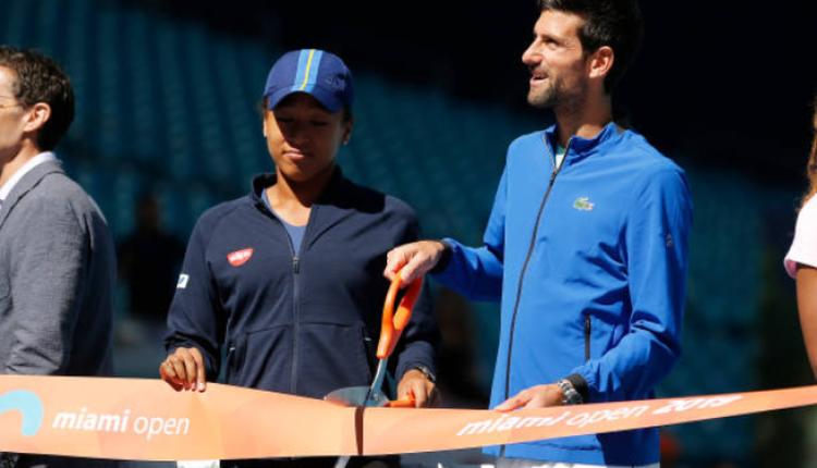 2021澳网公开赛男单冠军德约科维奇与女单冠军大坂直美