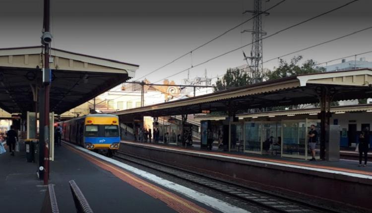 South Yarra火车站