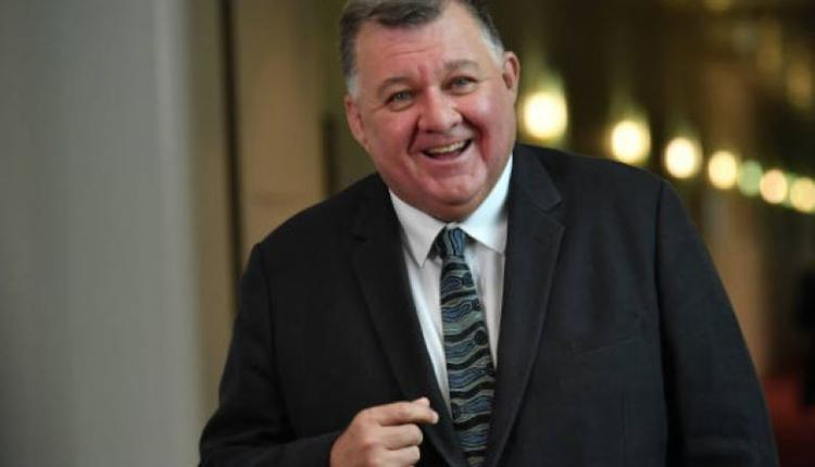 联邦国会议员Craig Kelly