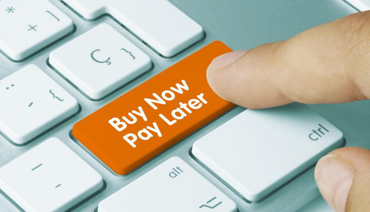 先买后付(buy now pay later)