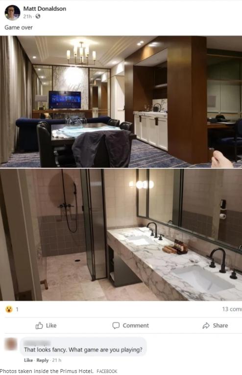 Primus Hotel酒店谋杀案