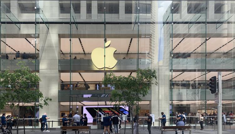 悉尼,苹果店,apple