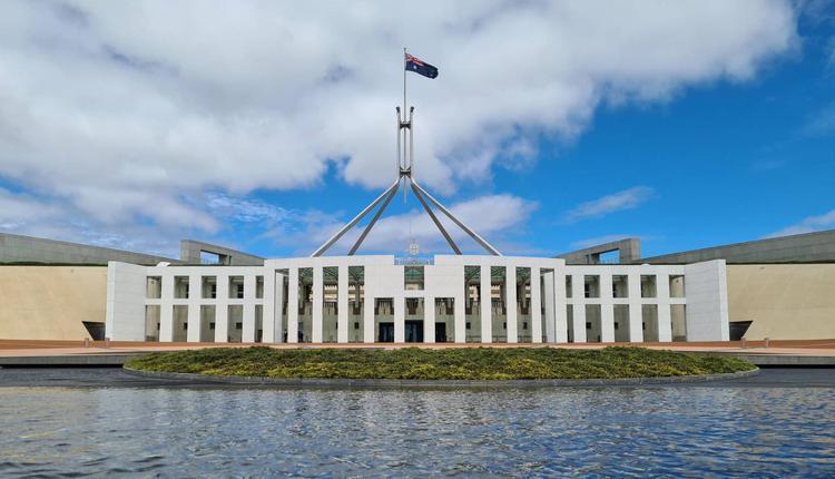 澳洲国会大厦,澳洲政府,堪培拉