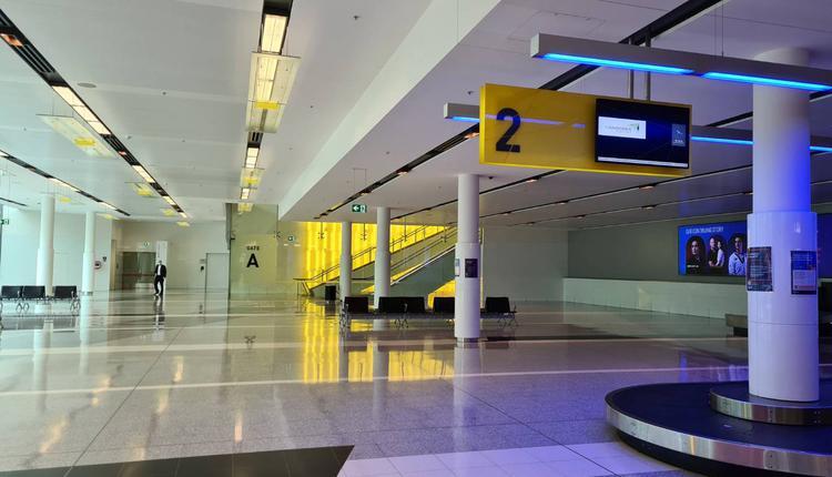飞机场,旅游