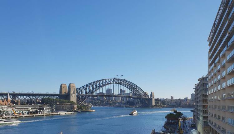 澳洲,旅游,悉尼,大铁桥,悉尼海港大桥,风景