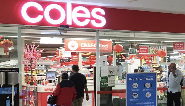 Coles, 超市,澳洲