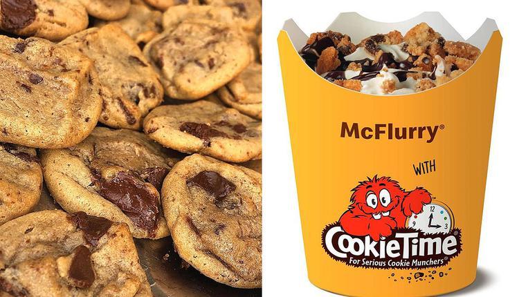 McFlurry冰淇淋