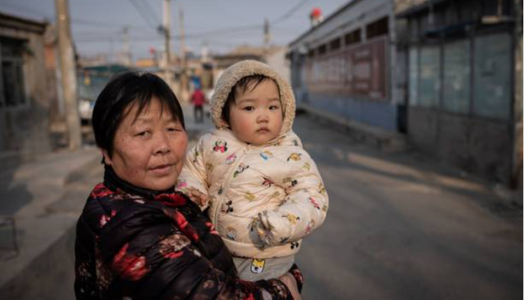 中国新生儿数量出现历史新低