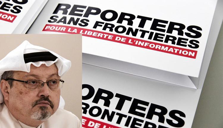 涉卡舒吉被杀事件,无国界记者组织起诉沙特王储