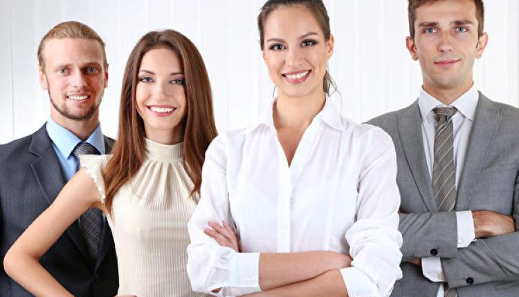 职场,男女员工,男女薪酬,男女团队,