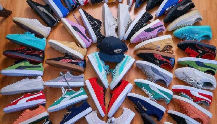 PUMA球鞋,球鞋