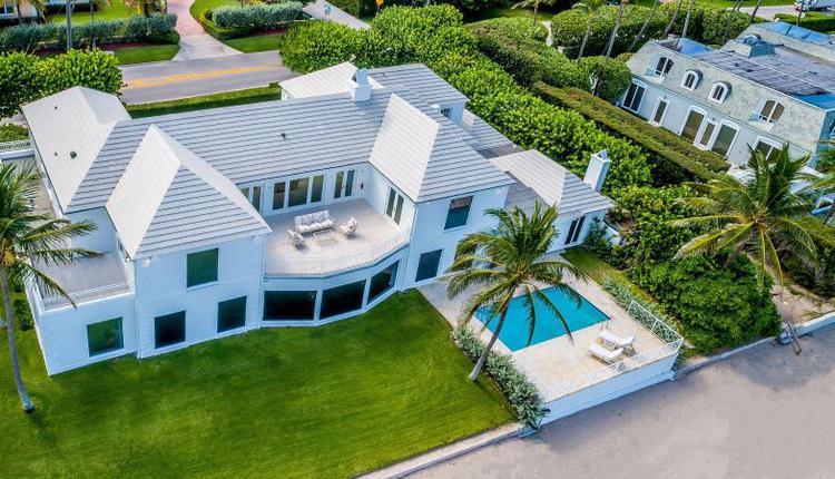 Trump Beachhouse 川普豪宅