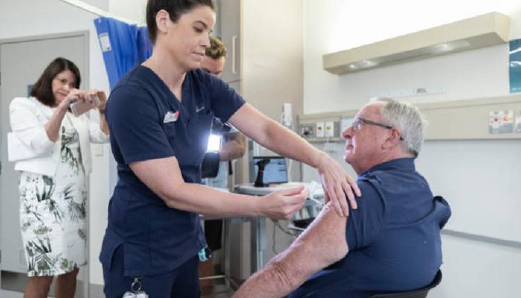 疫苗接种,注射疫苗