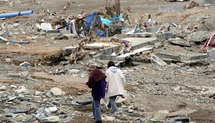 日本311大地震