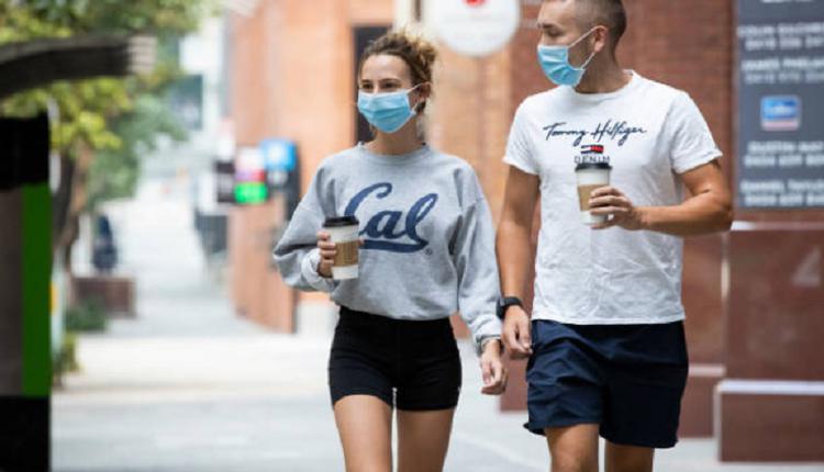 澳洲疫情,戴口罩