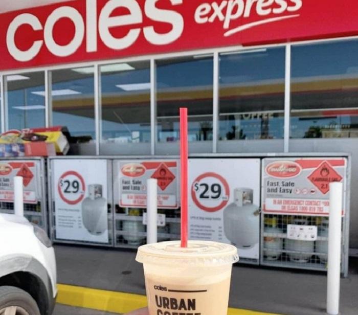 Coles express便利店