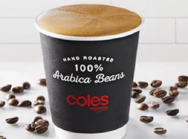 Coles咖啡