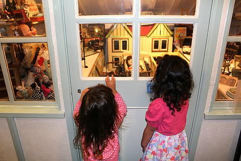 儿童博物馆示意图,与本文内容无关。(图片来源:Piqsels)