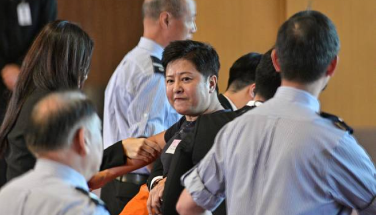 香港立法会前议员黄碧云
