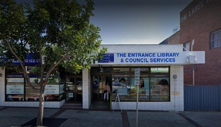 The Entrance Library,图书馆