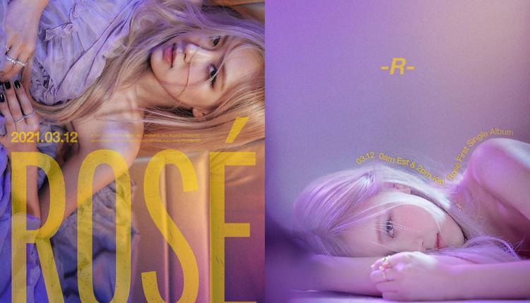Blackpink成员Rosé新专辑