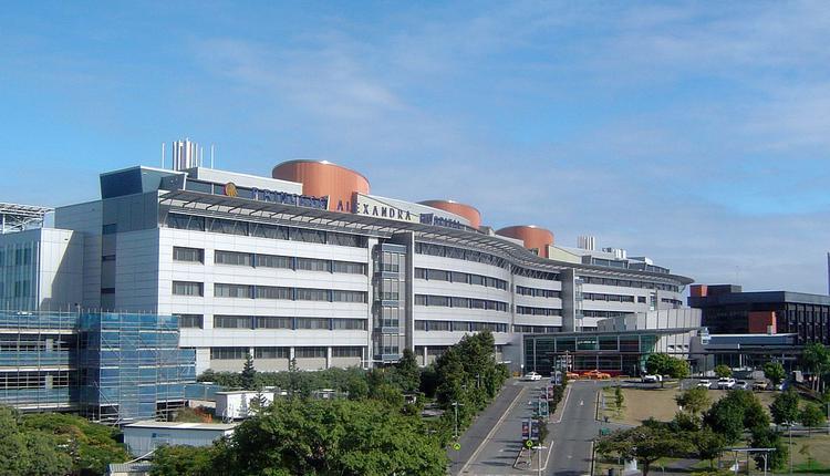 Princess Alexandra医院,医院