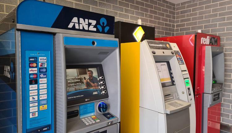 ATM 银行 自动取款机
