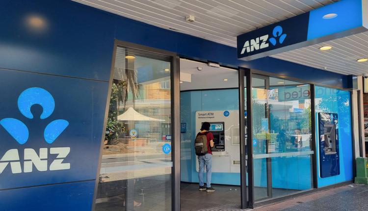 银行 ANZ Bank