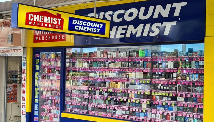 Chemist Warehouse 购物 药房